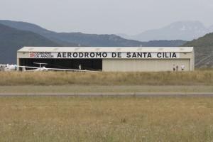 Aerodromo de Santa Cilia